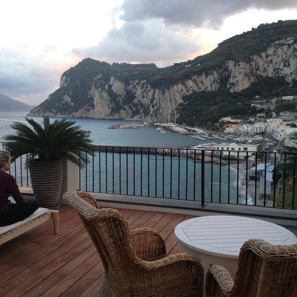 9/30/2013にRudy H.がJK Place Capriで撮った写真