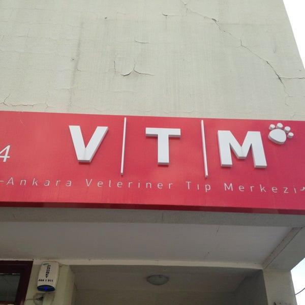 Foto scattata a VTM - Hayvan Hastanesi da Görkem T. il 8/8/2013