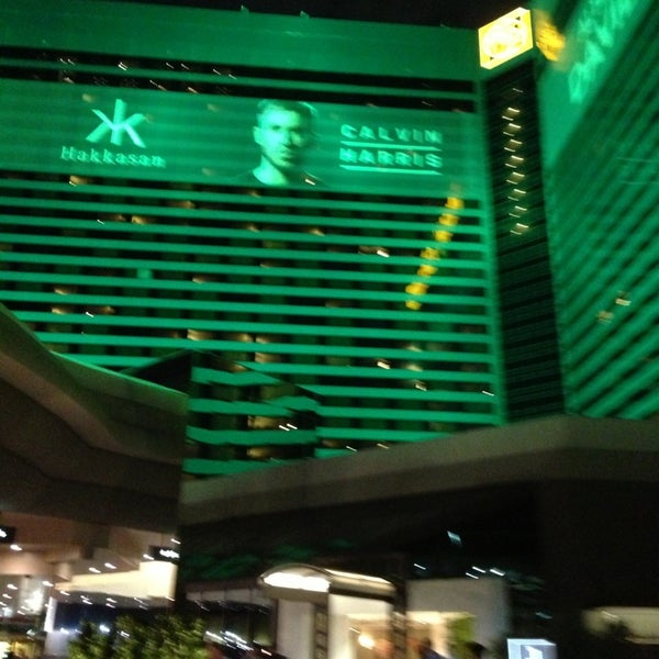 Photo taken at MGM Grand Hotel & Casino by Todd B. on 7/27/2013