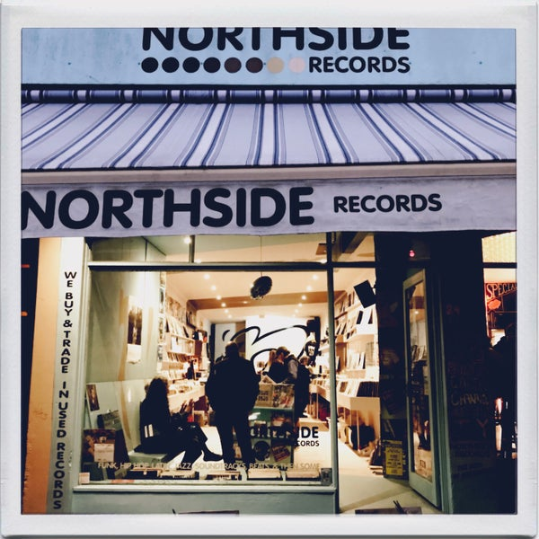 Northside Records Record Shop In Melbourne Vic