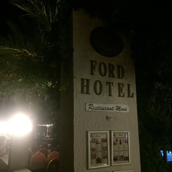 Photo taken at Ford Hotel by Ender T. on 8/17/2017