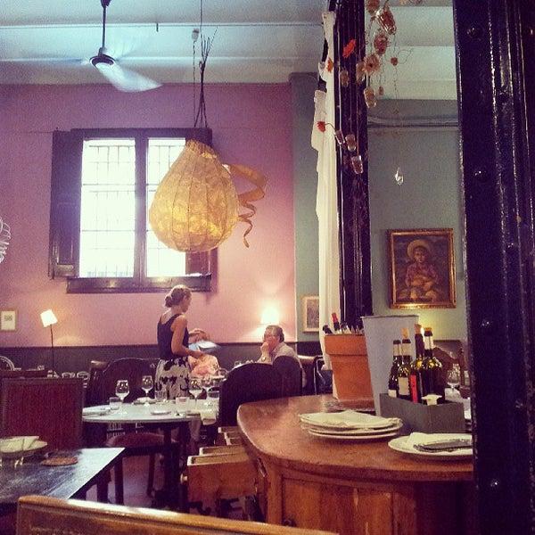 Semproniana restaurante mediterr neo en barcelona - Restaurante semproniana barcelona ...