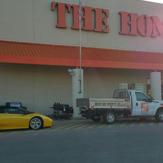 Photo Taken At The Home Depot By Raul C On 1 23 2016