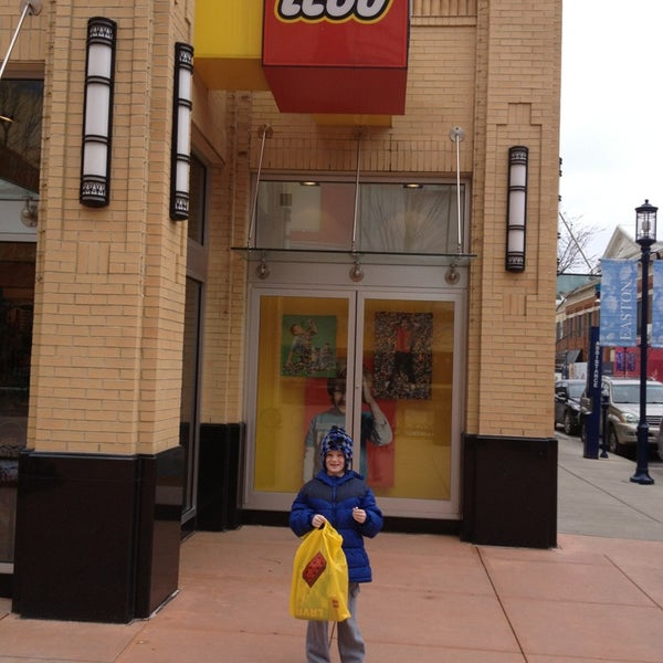 Photo taken at The LEGO Store by Derrick T. on 3/3/2013