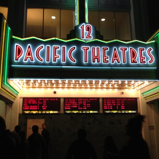 Photo taken at Pacific Theaters Culver Stadium 12 by Amanda G. on 12/26/2012