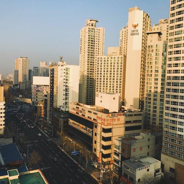 Ibis Ambassador Busan Hotel Busan SouthKorea