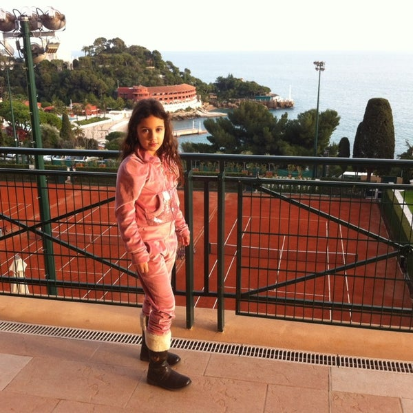 Photo taken at Monte-Carlo Country Club by Ivy G. on 1/8/2014
