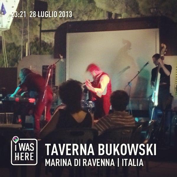 Photo taken at Taverna Bukowski by Luca S. on 7/28/2013