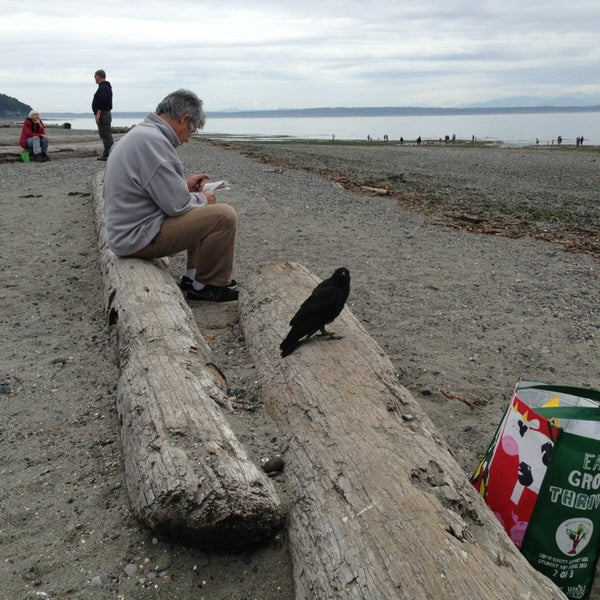 Photo taken at Carkeek Park by Brian W. on 6/23/2013