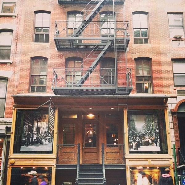 Nyc Tenement Museum Best Tour