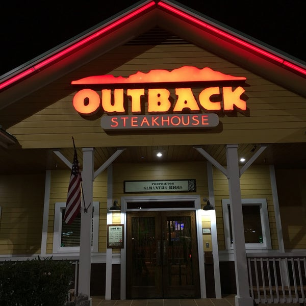 reviews of Outback Steakhouse