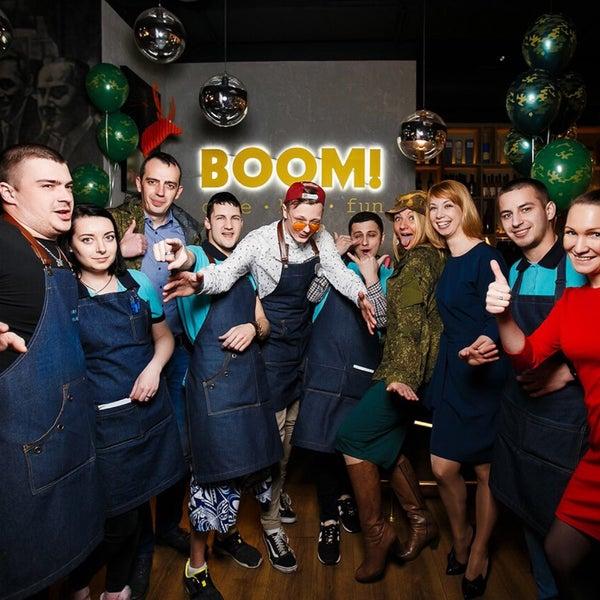 Foto tomada en BOOM Bar por Boom B. el 6/2/2018