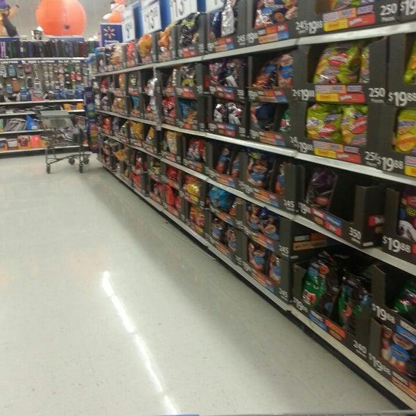 Photo taken at Walmart Supercenter by Sam L. on 9/13/2014