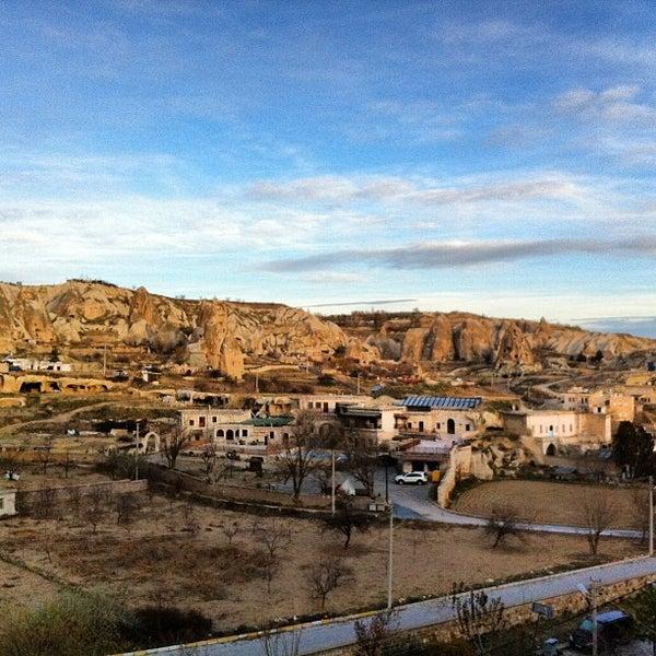 12/12/2012 tarihinde Tatee H.ziyaretçi tarafından Sos Cave Hotel'de çekilen fotoğraf
