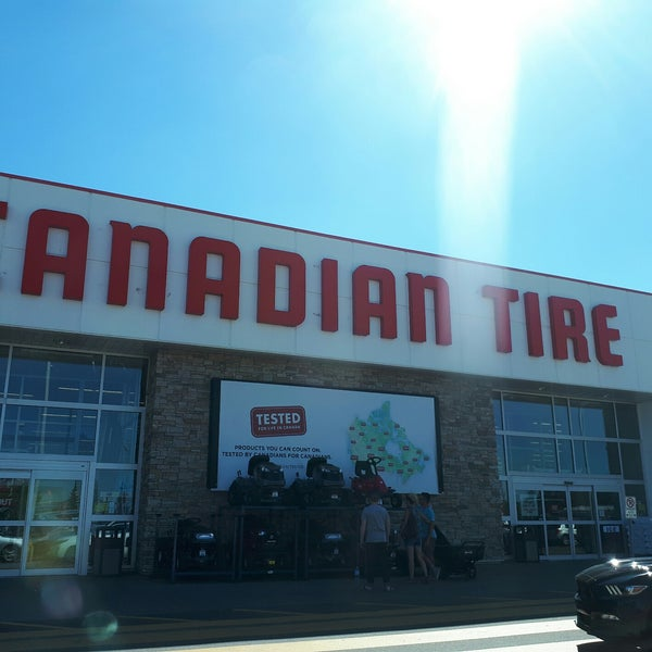 Photos at Canadian Tire - Sporting Goods Shop in Terra Losa
