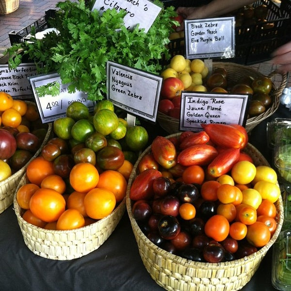 Photo taken at Dane County Farmers' Market by Kevin L. on 9/7/2013