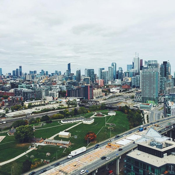 Photo taken at Fort York by Jeff Y. on 10/4/2015