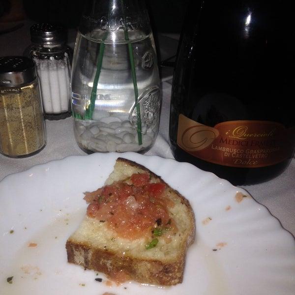 Photo taken at Piccolo Mondo by Andreia B. on 2/15/2014
