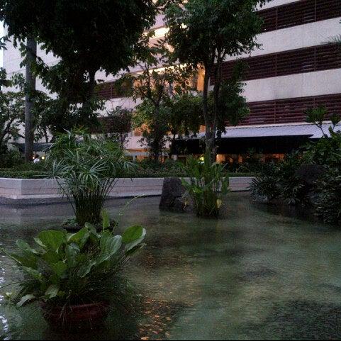 Photo taken at Taman BRI II by Elly Z. on 11/21/2012