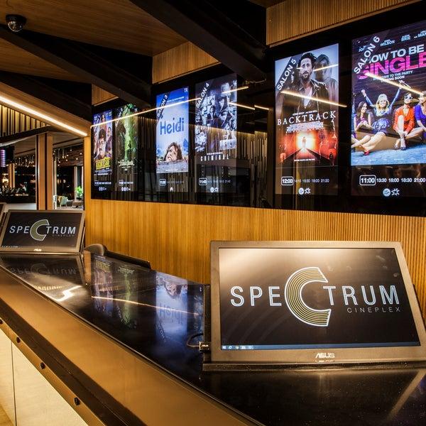 10/15/2018 tarihinde Spectrum Cineplexziyaretçi tarafından Spectrum Cineplex'de çekilen fotoğraf