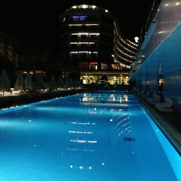 6/12/2013 tarihinde Cem E.ziyaretçi tarafından Q Premium Resort Hotel Alanya'de çekilen fotoğraf