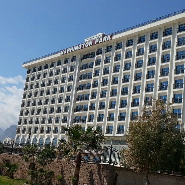 3/29/2013 tarihinde Aslı Y.ziyaretçi tarafından Harrington Park Resort Hotel'de çekilen fotoğraf