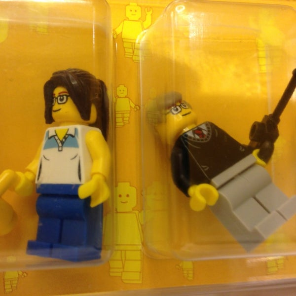 Photo taken at The LEGO Store by Stephen F. on 1/27/2013