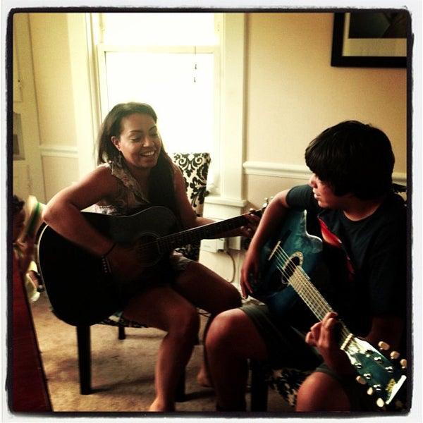 Photo taken at Studio Pri by Priscilla L. on 6/13/2013