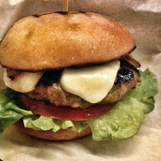 Photo taken at Biber Burger by Kaan Y. on 12/15/2012