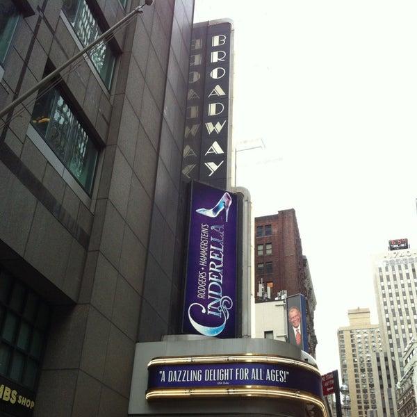 5/7/2013にMark E.がBroadway Theatreで撮った写真