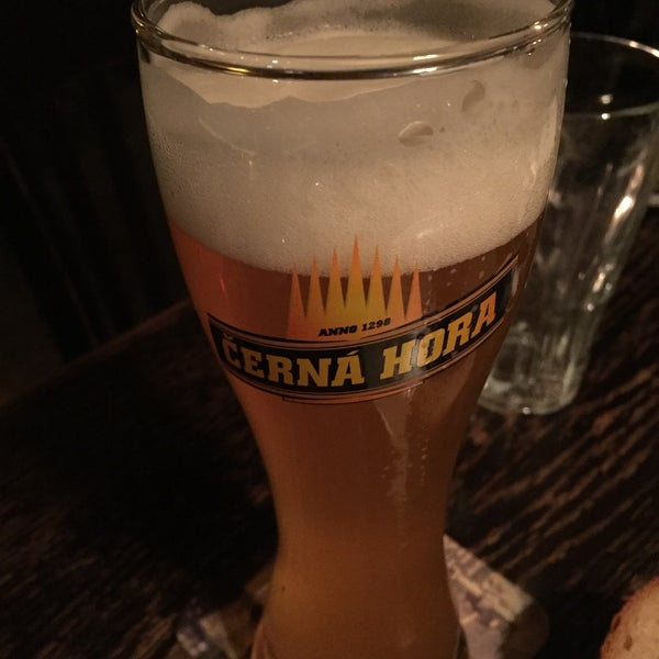 Photo taken at Czech Beer Museum Prague by Denise W. on 1/26/2017