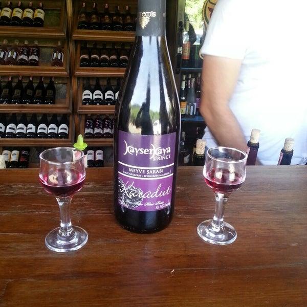 6/8/2013 tarihinde Ayse k.ziyaretçi tarafından Şirince Artemis Şarap ve Yöresel Tadlar Evi'de çekilen fotoğraf