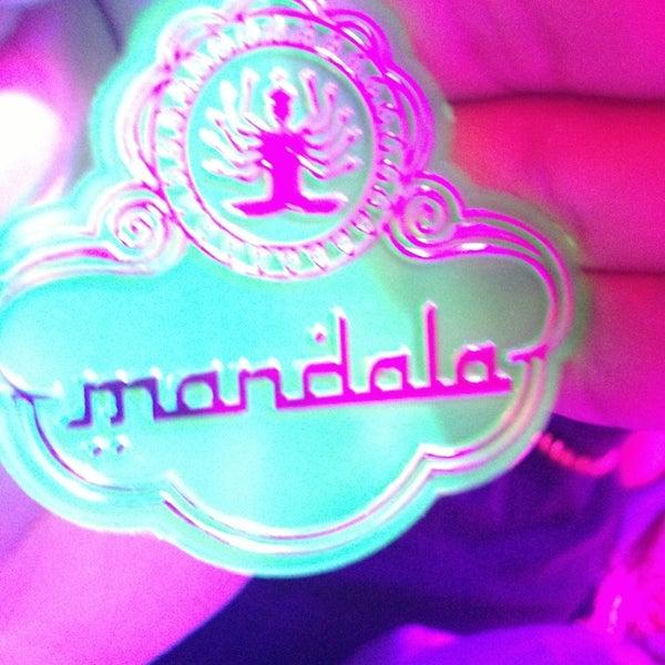 Foto tomada en Mandala por Jonatan M. el 7/9/2013