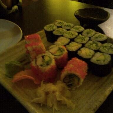 Photo taken at SushiCo by Cagdas E. on 10/26/2012