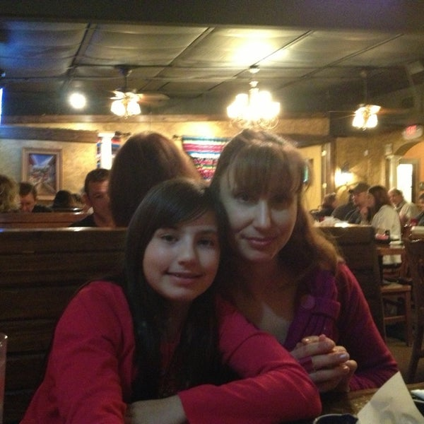 Photo taken at Los Hermanos Mexican Restaurant by Soledad D. on 3/11/2013