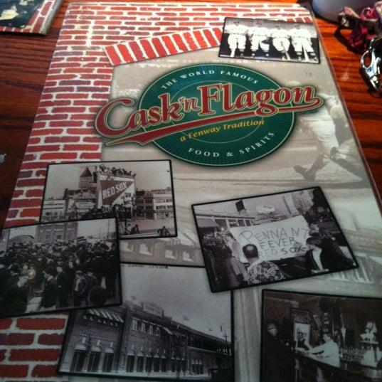 Photo taken at Cask 'n Flagon by Alex D. on 11/24/2012