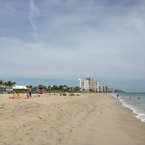 Deerfield Beach Fl Distance From Miami