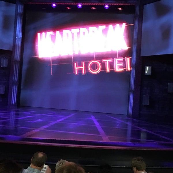 Снимок сделан в Broadway Playhouse пользователем Patti H. 9/9/2018