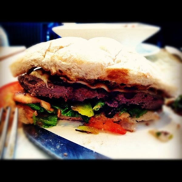 Photo taken at My Café by Chermin L. on 11/21/2012