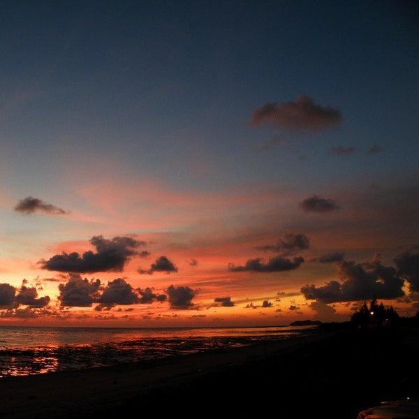 Photo taken at Tanjung Dawai by Habib J. on 3/14/2013