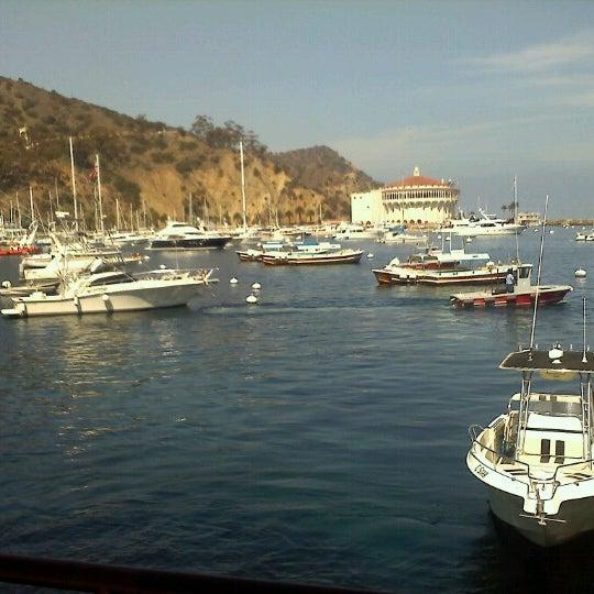 Photo taken at Santa Catalina Island by Natalie H. on 9/27/2012