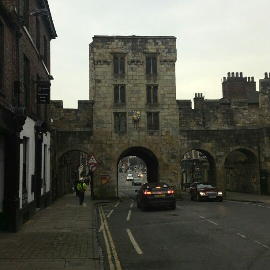 10 Hotels Ll Recognise: Hotel In York