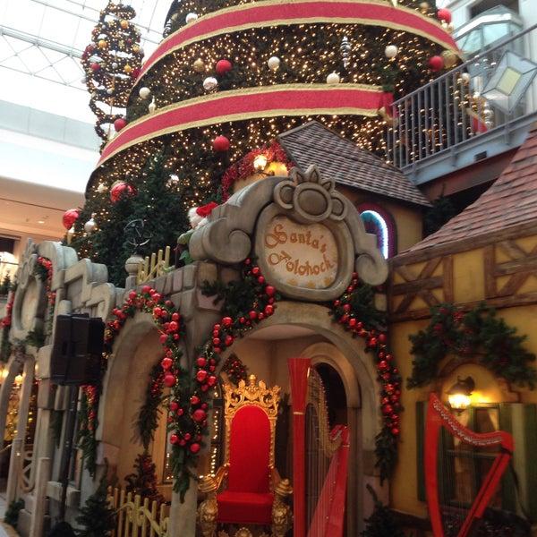 Photo taken at Wijnegem Shopping Center by Corinne V. on 12/4/2014