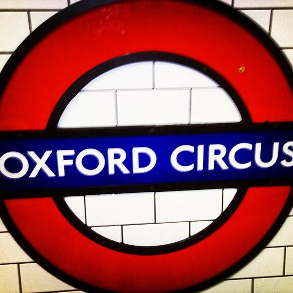 Photo taken at Oxford Street by Gianluca F. on 5/6/2013