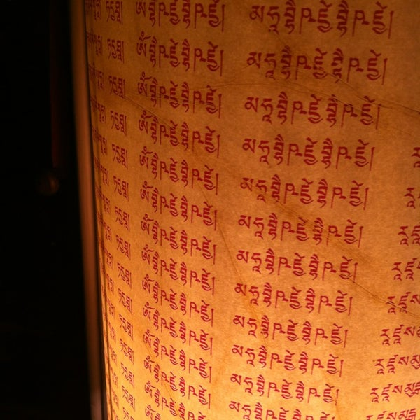Das Foto wurde bei Os Tibetanos von Hugo G. am 4/5/2013 aufgenommen