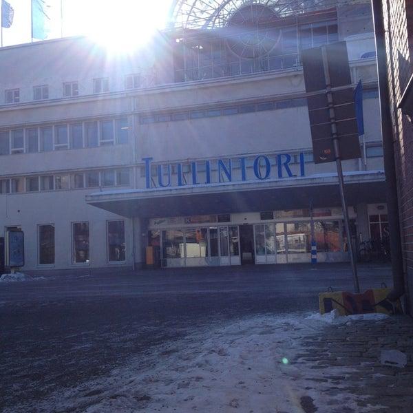 Photo taken at Tullintori by Viveka T. on 3/21/2013