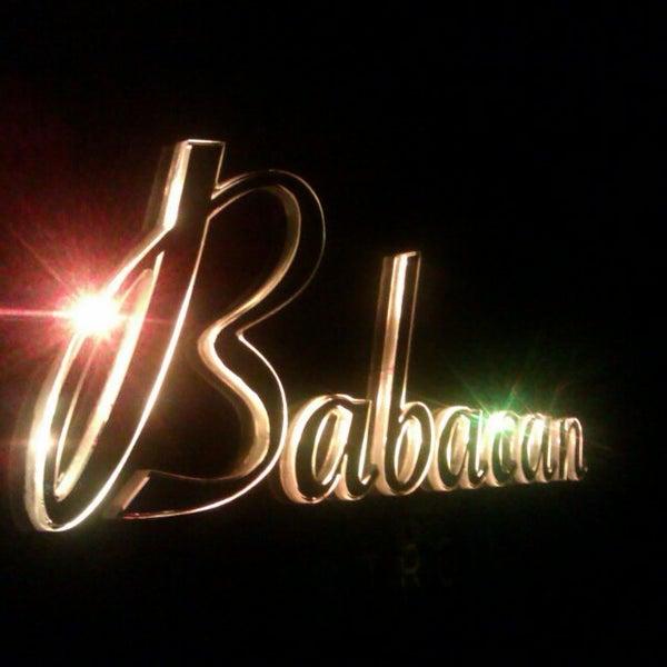 Tolga Tabu sahnesi bu aksam Babacan Bistro Life 'ta bu muhtesem geceyi kacirmayin rezervasyon 02128832713