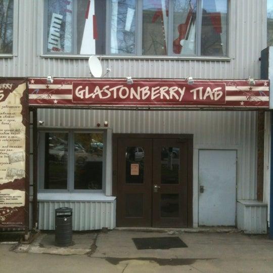 Снимок сделан в Glastonberry Pub пользователем Sasha R. 4/27/2012