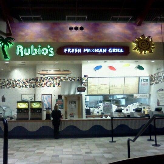 Rubio 39 s coastal grill seafood restaurant in flatiron for Rubio s coastal grill the original fish taco