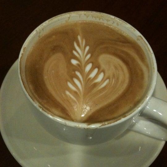 Photo taken at Arcedium Coffeehouse Inc by Rich T. on 10/16/2011